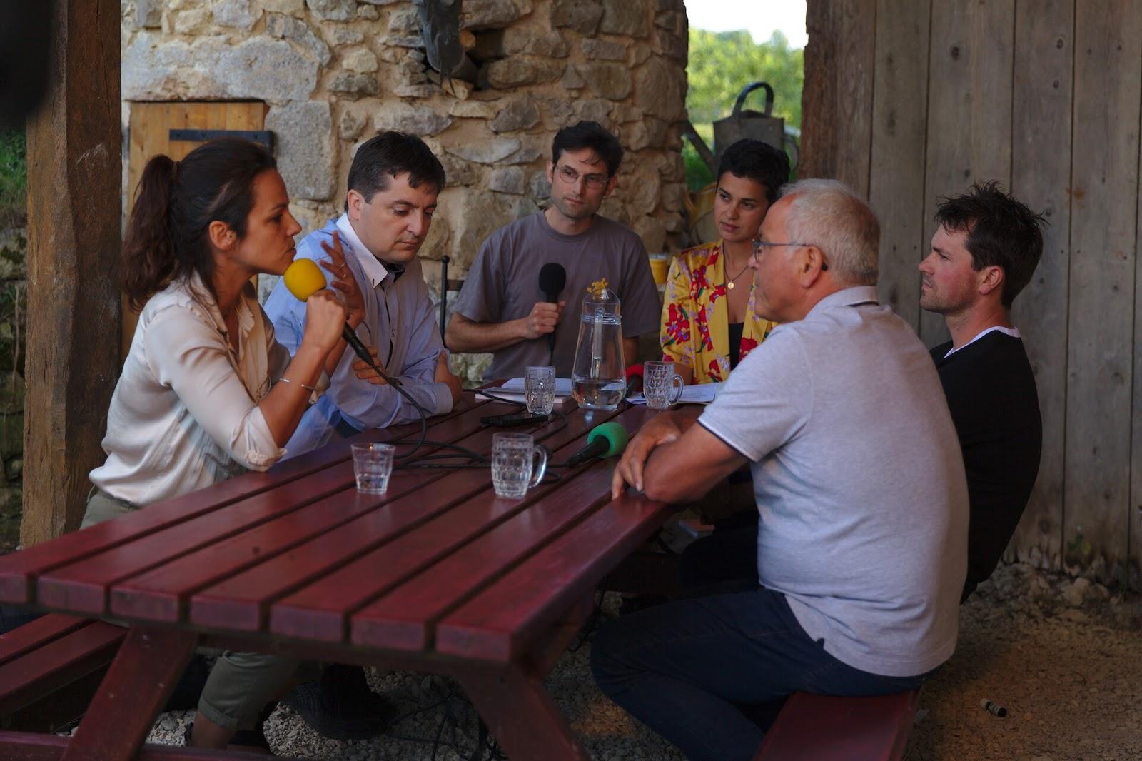 """48h de l'agriculture urbaine 2020, """"De l'agriculture urbaine à la sécurité nationale"""" - Table ronde avec Stéphane Linoux"""